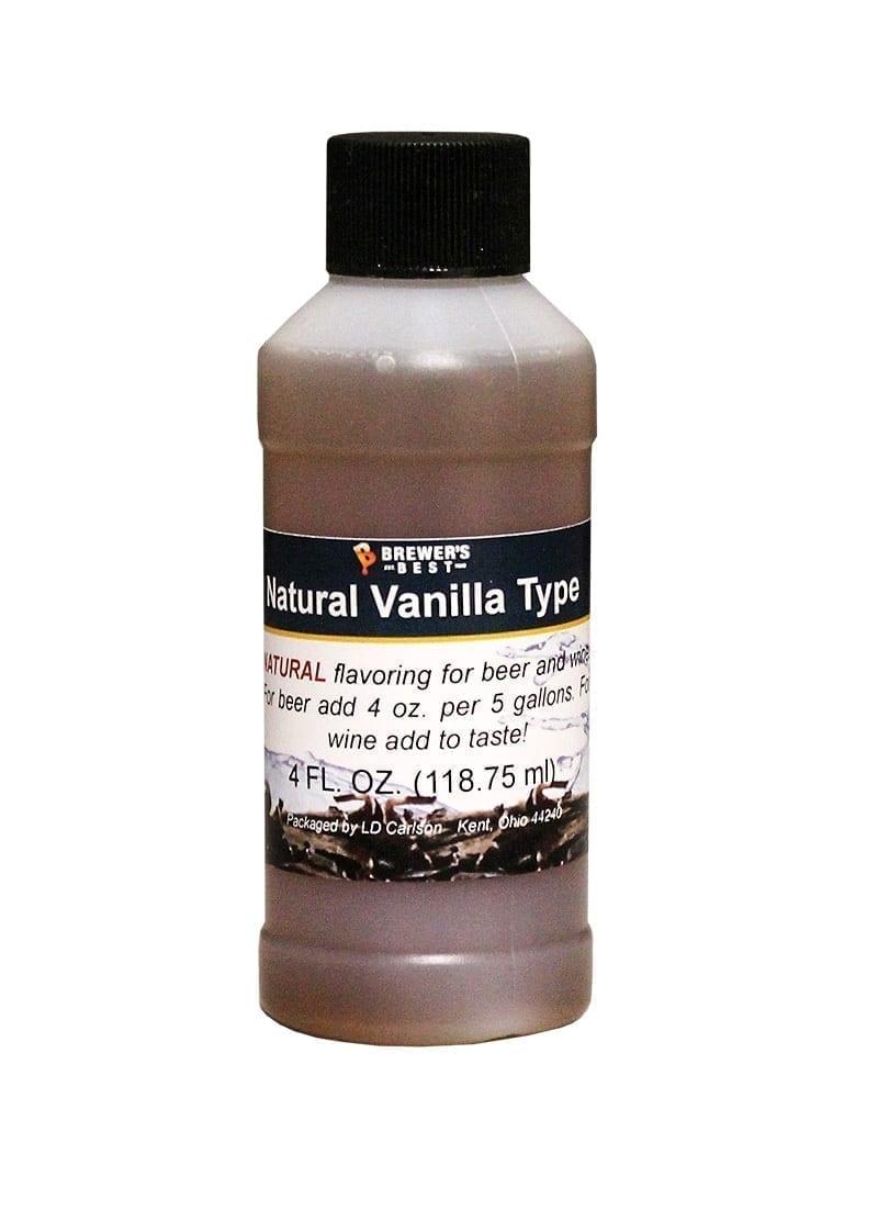 vanilla type