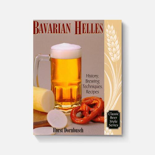 Bavarian-Helles Book