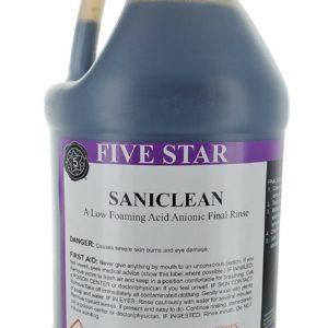 saniclean gallon