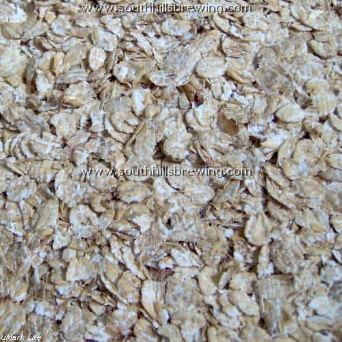 flaked-barley