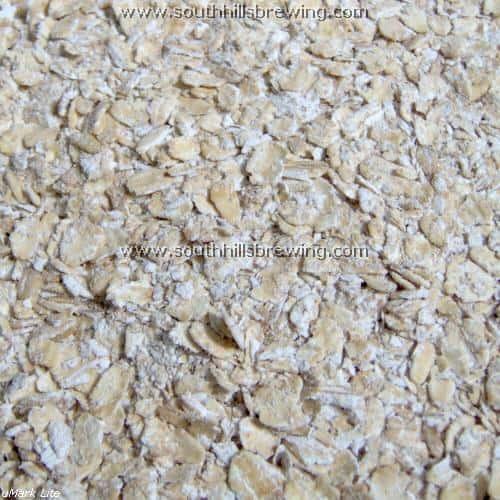 flaked-oats