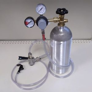 Sanke CO2 System